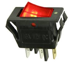 lighted rocker switch 12v spst rocker switch 12v lighted mpja com