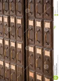 Antique Filing Cabinet Vintage File Cabinet Stock Photos Image 34586123