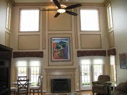 Windows Family Room Ideas Window Treatment Ideas For Family Room Foyer Home Office Design Tv