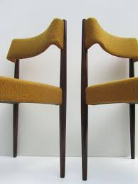 vintage danish rosewood dining chairs by aksel bender madsen
