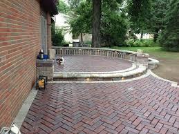 landscaping with bricks paver bricks jetstream landscape