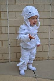 Halloween Costumes Mummy 55 Sew Halloween Costumes Kids Tipsaholic