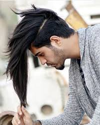 Mens Business Hairstyle by Classic Black Long Hairstyles Modren Long Hairstyles For Guys