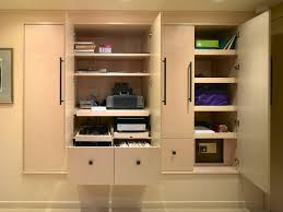 modern interesting wall cabinet design ideas for home office which