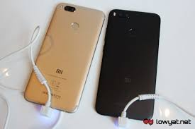 Mi A1 Xiaomi Mi A1 On The Union Of Android Experience And