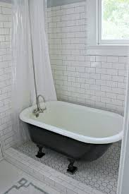 Bathroom Tub Tile Ideas Pictures Best 25 Clawfoot Tub Bathroom Ideas Only On Pinterest Clawfoot