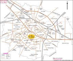 Punjab India Map by Jalandhar City Map India In Maps