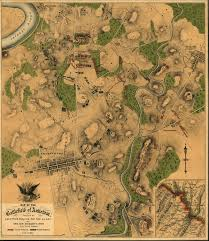 Maryland Counties Map Antietam Battlefield Map Sharpsburg Md U2022 Mappery