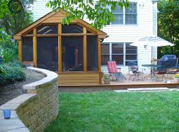 screened enclosures custom decks u0026 carpentry llc