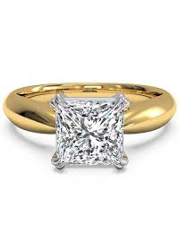 images of engagement rings princess cut engagement rings
