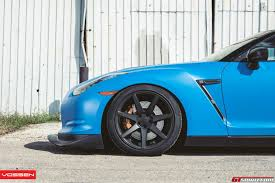 nissan gtr matte black defying the usual notion mesmerizing blue nissan gt r built by