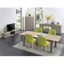 table avec 4 chaises salon séjour table avec 4 chaises buffet meuble tv armoire omega
