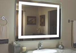 Bathroom Mirrors With Lights Attached Bathroom Mirrors With Lights Attached Marvellous Bathroom Mirror