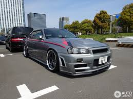 nissan skyline 2015 wallpaper nissan skyline r34 sedan 23 may 2015 autogespot