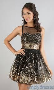 black and gold dress sequin fashion pinterest gold black