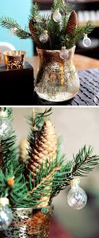 diy christmas table centerpieces 25 christmas table decorations place settings