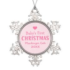 baby s ornaments zazzle