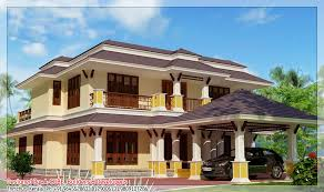 kerala home architecture design at 2600 sq ft