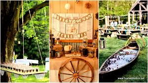 outside wedding ideas 27 simply charming and smart unique outdoor wedding bar ideas