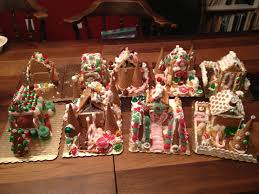 homemade christmas u2013 gingerbread house decorating party not your