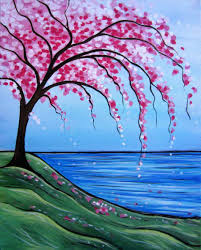 spring painting ideas 91 easy spring paintings easy spring paintings easy spring crafts
