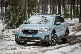 subaru xv 2018 subaru xv first drive a budget land rover alternative