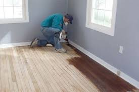 how to refinish solid wood flooring bid for floors