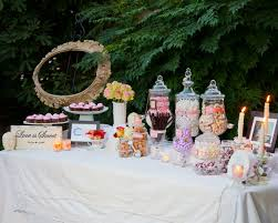 Vintage Candy Buffet Ideas by Celebrations By Amy Bacon Grand Opening Of My Vintage Venue And