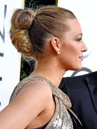 golden globes 2017 blake lively u0027s hair and glam session all the
