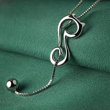 cat necklace silver images Elegant hollow cat kitten ball long tail animals silver pendant jpg