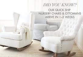 White Glider Rocking Nursery Chair White Glider Rocking Nursery Chair F F Bedrooms Today Stow Oh