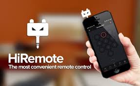 ir blaster android hiremote adds an ir blaster to just about any smartphone