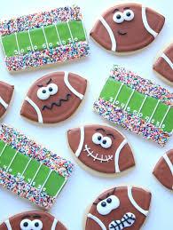 Super Bowl Decorating Ideas Best 25 Football Desserts Ideas On Pinterest Football Game