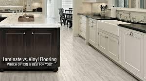 is vinyl flooring better than laminate laminate vs vinyl flooring which option is best for you
