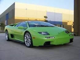 2001 lamborghini diablo vt 6 0 2001 lamborghini diablo 6 0 verde ithaca green my favorite car