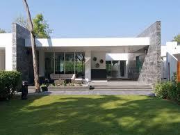 modern single story house plans best single story modern house plans pageplucker design