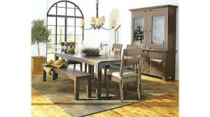 Dining Room Table And China Cabinet Dining Table Set With Cabinet Dinning Roomsrustic Dining Room With