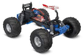monster trucks bigfoot 5 traxxas bigfoot monster truck with video big squid rc u2013 news