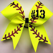 softball bows the 25 best softball bows ideas on softball hair bows