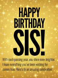 to an amazing celebration happy birthday wishes card for
