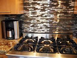 kitchen backsplash stainless steel tiles stainless steel mosaic tile backsplash decor homes lowes