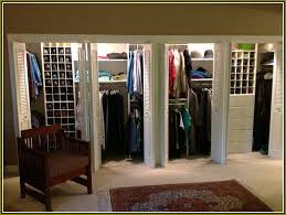 reach in closet doors home design ideas
