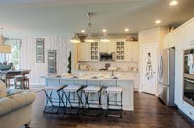 Shaker Run Clay Decorated Model Kitchen Cincinnati By - Decorated model homes