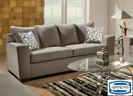 Couch Vs Sofa Venture Smoke Sofa And Loveseat