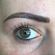 best 3d microblading eyebrows in los angeles ca hair salon