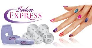 salon express nail art stamping kit price review and buy in