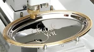 Engrave Gifts M40 Gift Engraving Machine Retail Stores Gravograph Gravograph