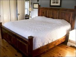 bedroom amazing reclaimed wood bed frame plans emmerson
