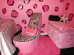 zebra bedroom decor pink zebra teen girls room design interior