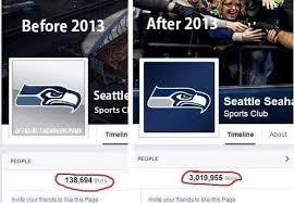 Seahawks Fan Meme - yep you ve been a diehard seahawks fan your whole life uh huh